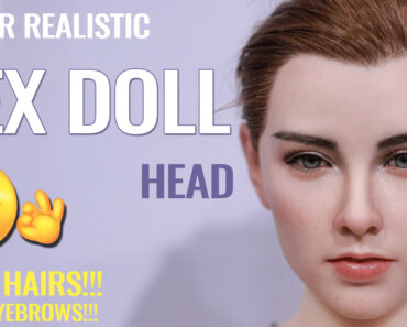 wmdoll new ultra realistic head