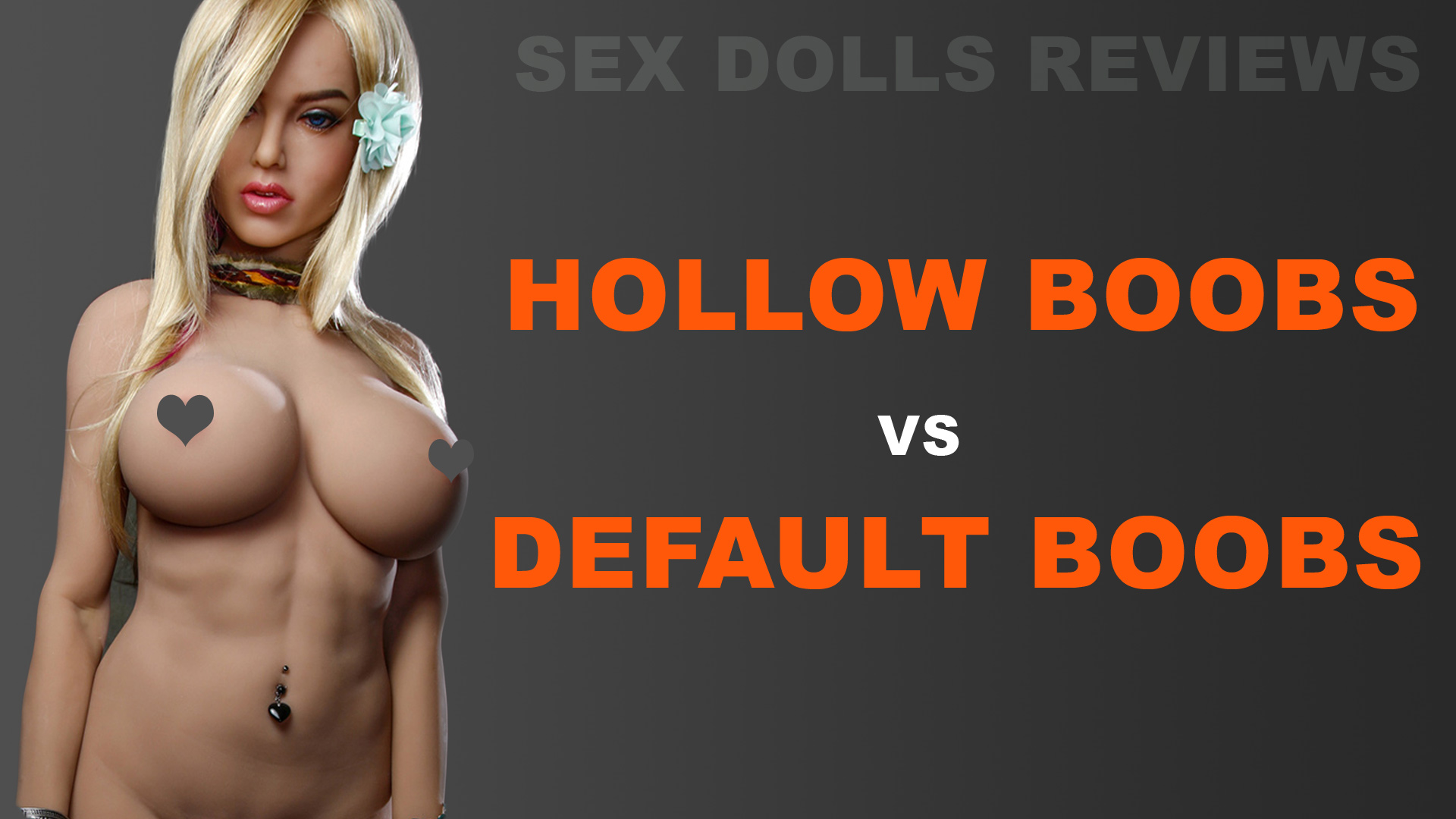 sex dolls hollow boobs review