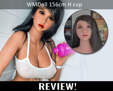 wmdoll 156cm H cup review