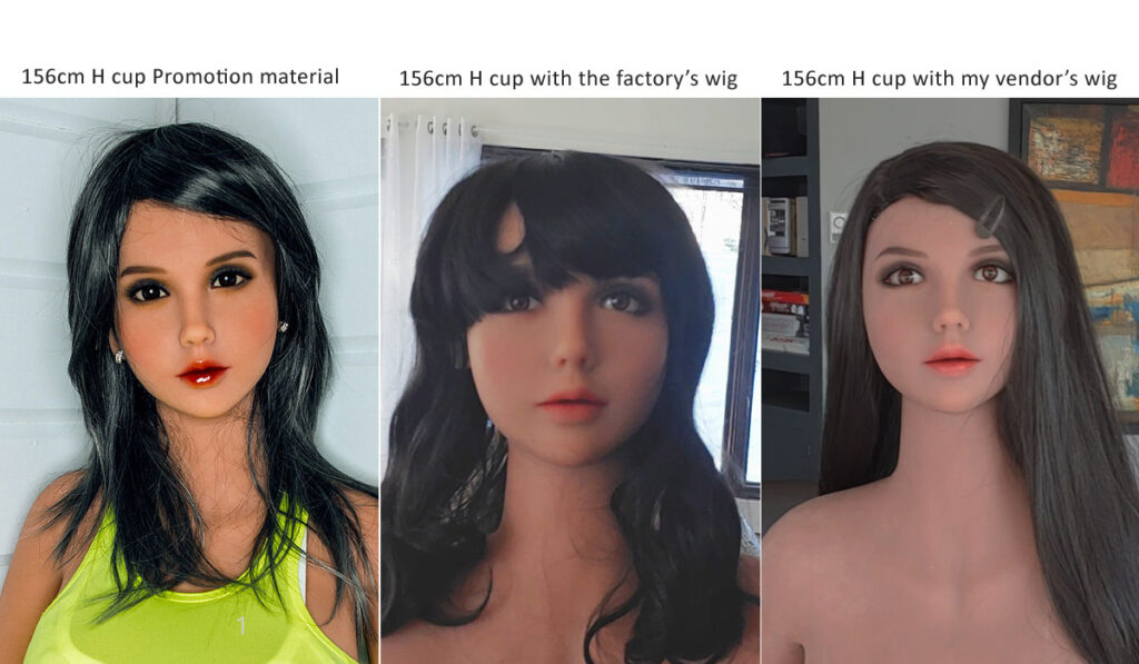 wmdoll 156cm H cup - review